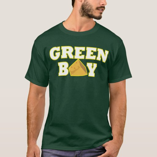 green bay t shirt zazzle