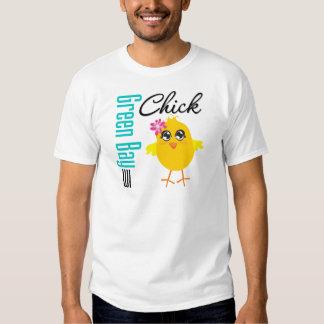 Green Bay WI Chick Shirt