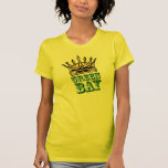 Green Bay with crown T-Shirt