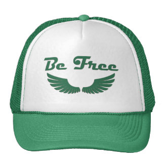 Green Be Free Hat
