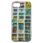 Green Bead Box - iPhone 5 Case