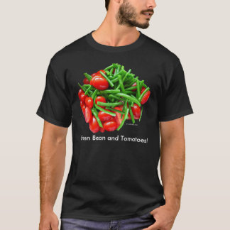 Green Bean and Tomatoes T-Shirt