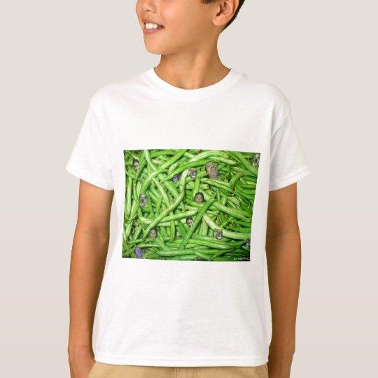 Green Bean Heads! T-Shirt
