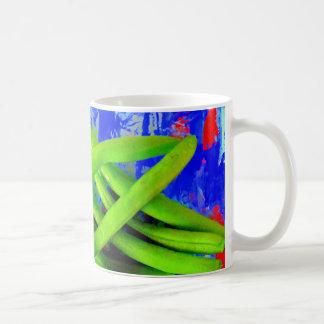 Green Bean Mug