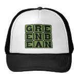 Green Bean, Vegetable Hat