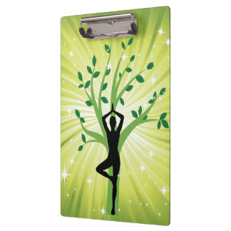 Green beautiful healer yoga yogi chakra energy chi clipboards