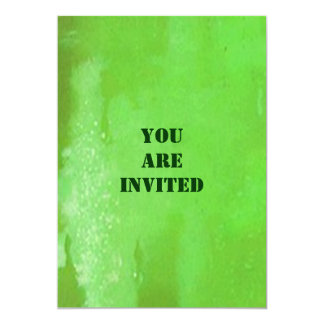Green Beer for St. Patrick's Day Party Invitations