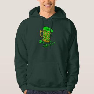 Green Beer Hoodie - St Patricks Day Clothing