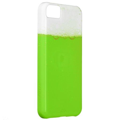 Green Beer iPhone 5 Case