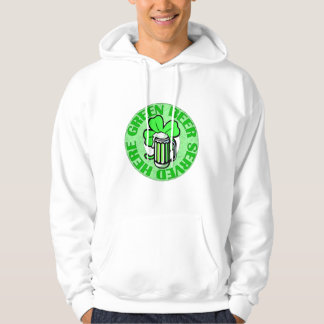 Green Beer Served Here Shirts