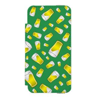 Green beer incipio watson™ iPhone 5 wallet case