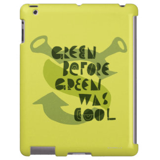 Green Before Green Was Cool