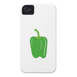 Green Bell Pepper. Whole. iPhone 4 Cases