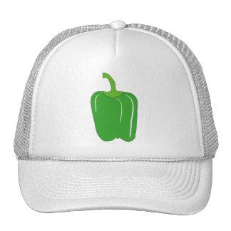 Green Bell Pepper. Whole. Trucker Hat