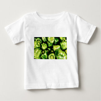 Green Bell Peppers Baby T-Shirt