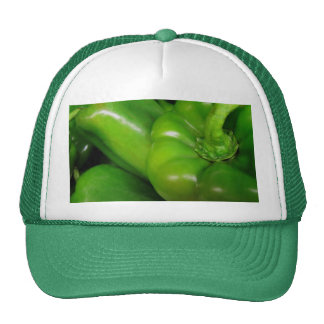 Green Bell Peppers Gift Range Cap