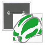 Green Bell Peppr Pin