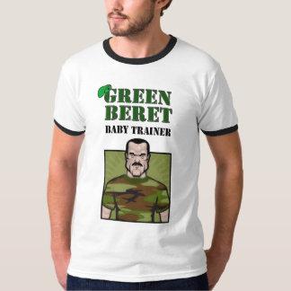 Green Beret Baby Trainer Shirt