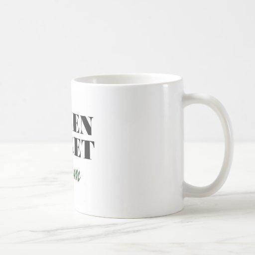 Green Beret Mom Classic White Coffee Mug