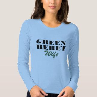 Green Beret Wife T-Shirt