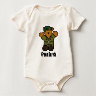 Green Berets Baby Shirt