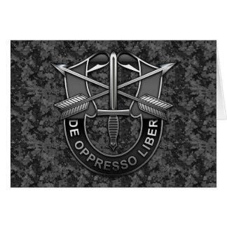 Green Berets DUI Card
