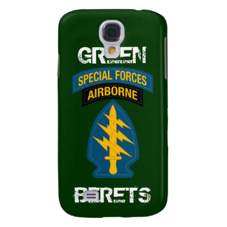 Green Berets iPhone 3 Case
