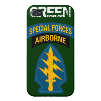 Green Berets iPhone Hard Case