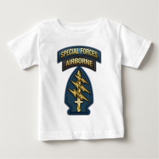 Green Berets SSI Special Edition Baby T-Shirt