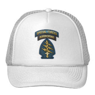 Green Berets SSI Special Edition Hat