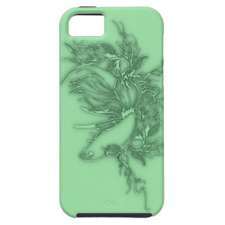 Green Beta Fish iPhone SE/5/5s Case