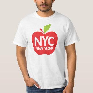 Green Big Apple NYC T-Shirt