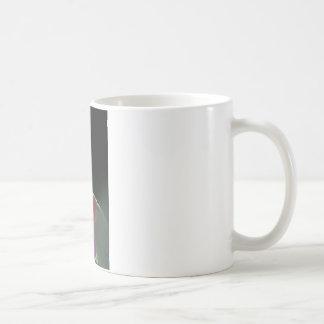 green bird coffee mug