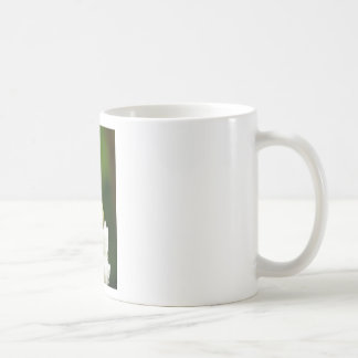 green bird fun coffee mug