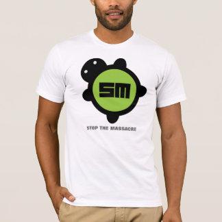 Green / Black T-Shirt