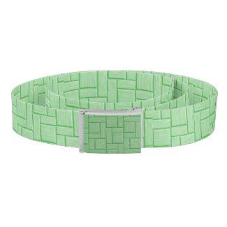 Green Block Belt