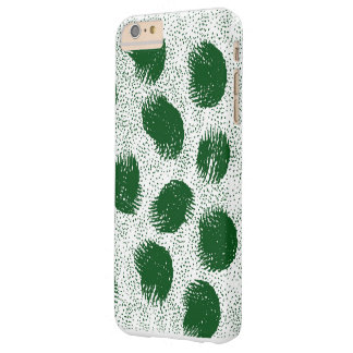 Green Blots Barely There iPhone 6 Plus Case