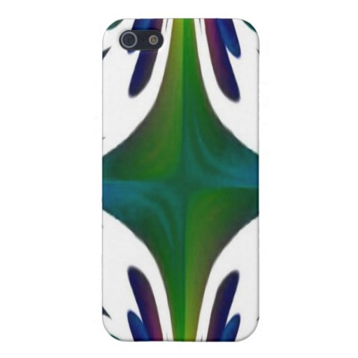 Green Blue Abstract Speck Case Covers For iPhone 5