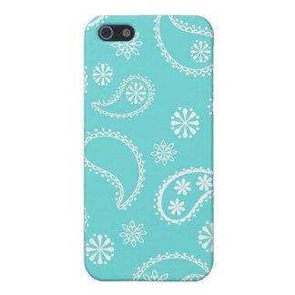 Green Blue Bandana iPhone 5 Case
