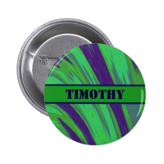 Green Blue Color Swish Button