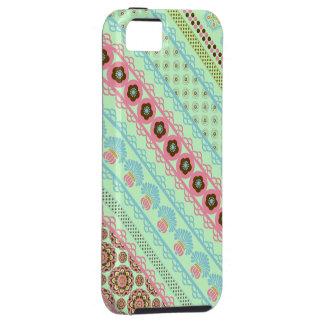 Green Boho Chic iphone 5 Case