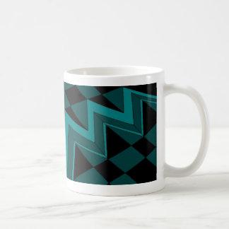 Green Bolt Coffee Mug