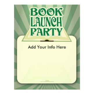 Green Book Launch Flyer