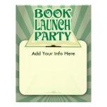 Green Book Launch Flyer Design
