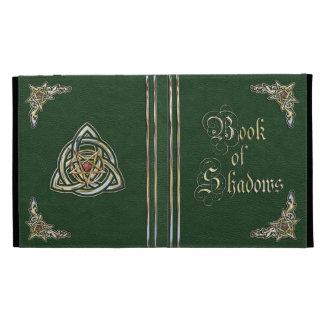 Green Book of Shadows iPad Cases