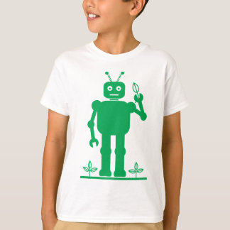 Green-Bot Apparel T-Shirt