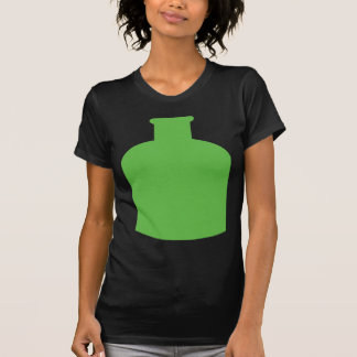 green bottle icon T-Shirt