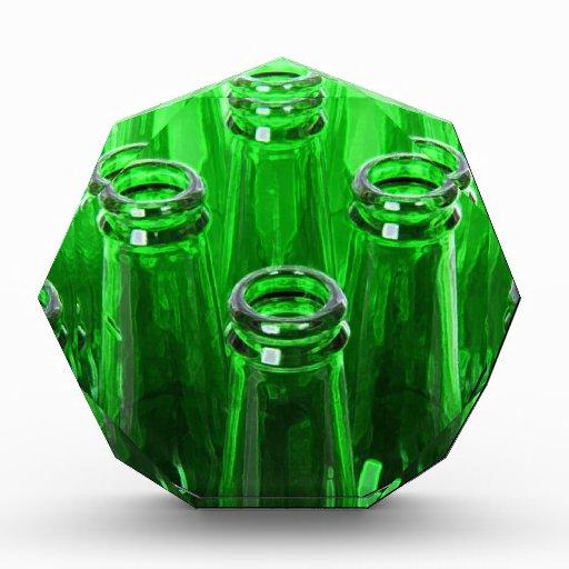 GREEN BOTTLES AWARD