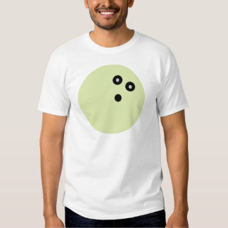 Green Bowling Ball T-Shirt