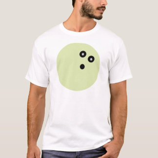 Green Bowling Ball T-Shirt
